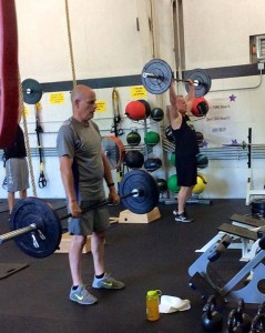 olympia personal trainer