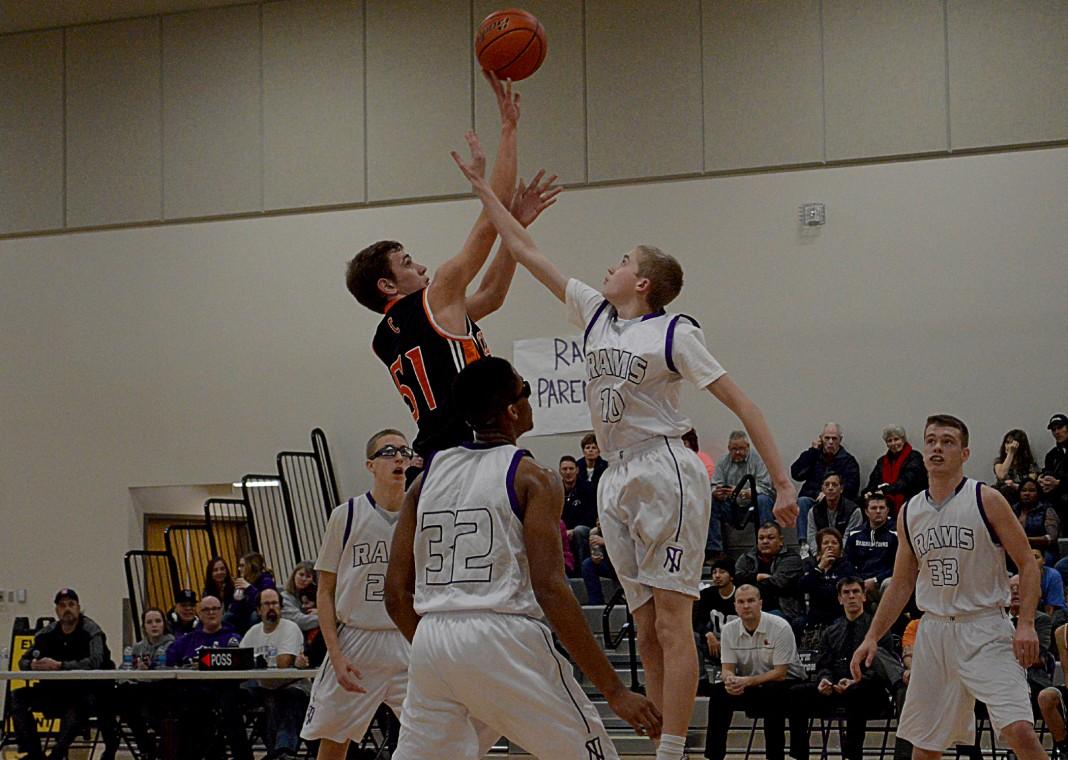 north thurston basketball
