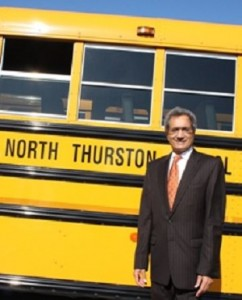 Raj Manhas brought a host of improvements to NTPS as well as enhancing community involvement and engagement.