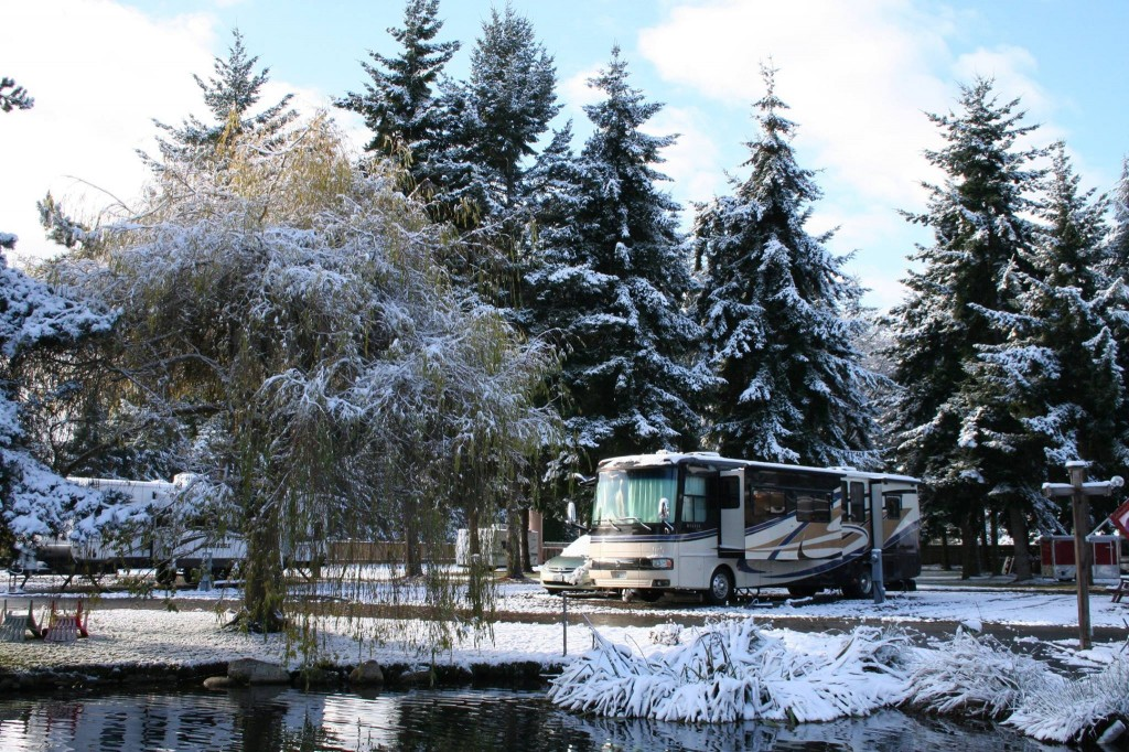 5 Destinations For Winter Weather Rv Camping And Tips For