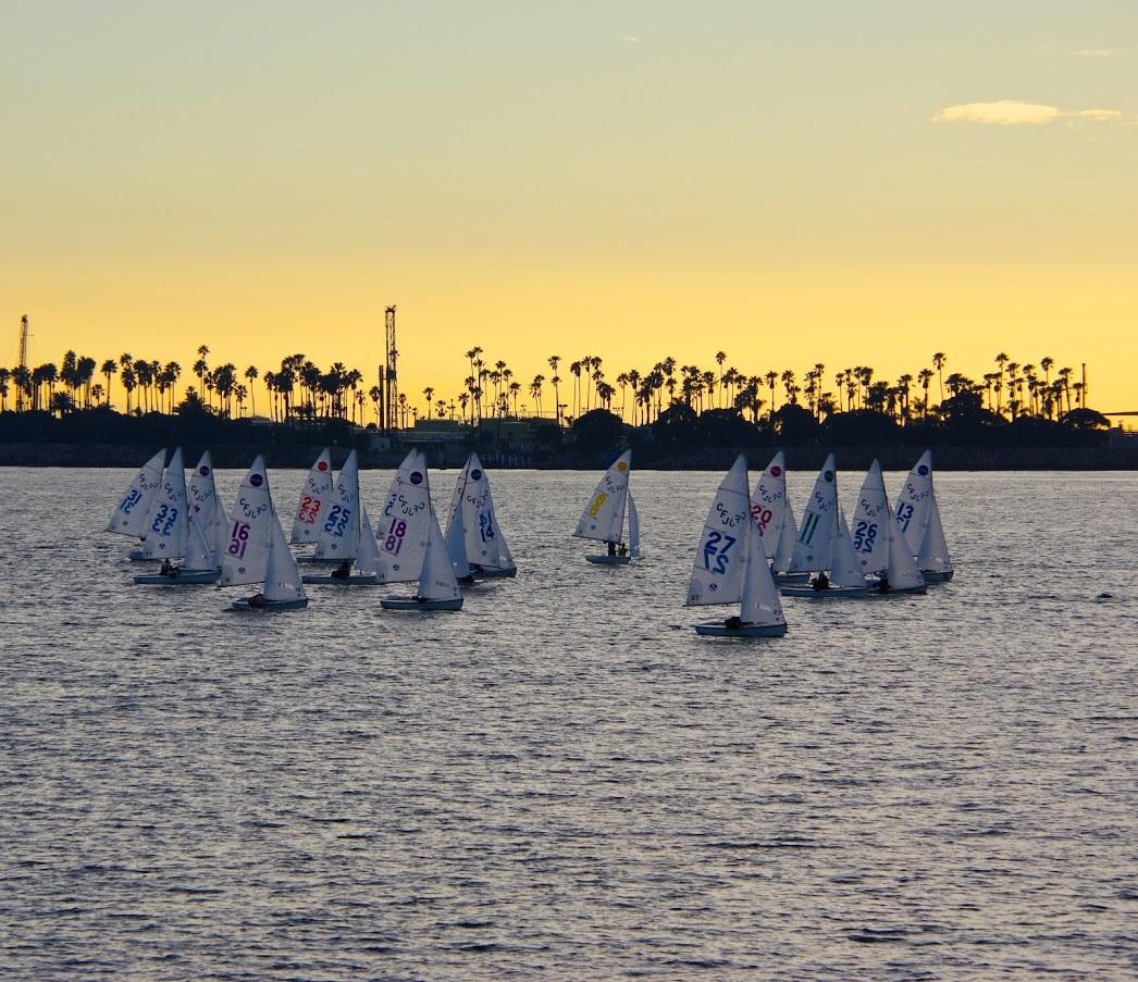 olympia sailing team