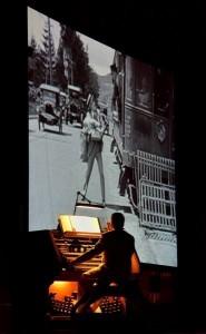 silent movie washington center