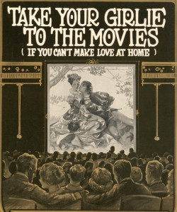 washington center silent movies