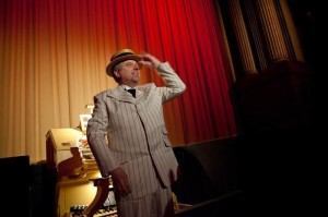 washington center silent movie
