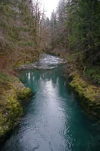 Exploring the Duckabush will gain you access to great rapids.  Photo courtesy: Douglas Scott.