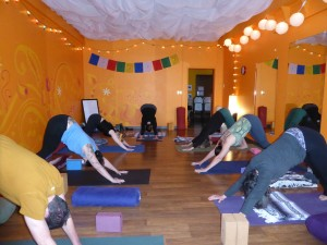 firefly yoga