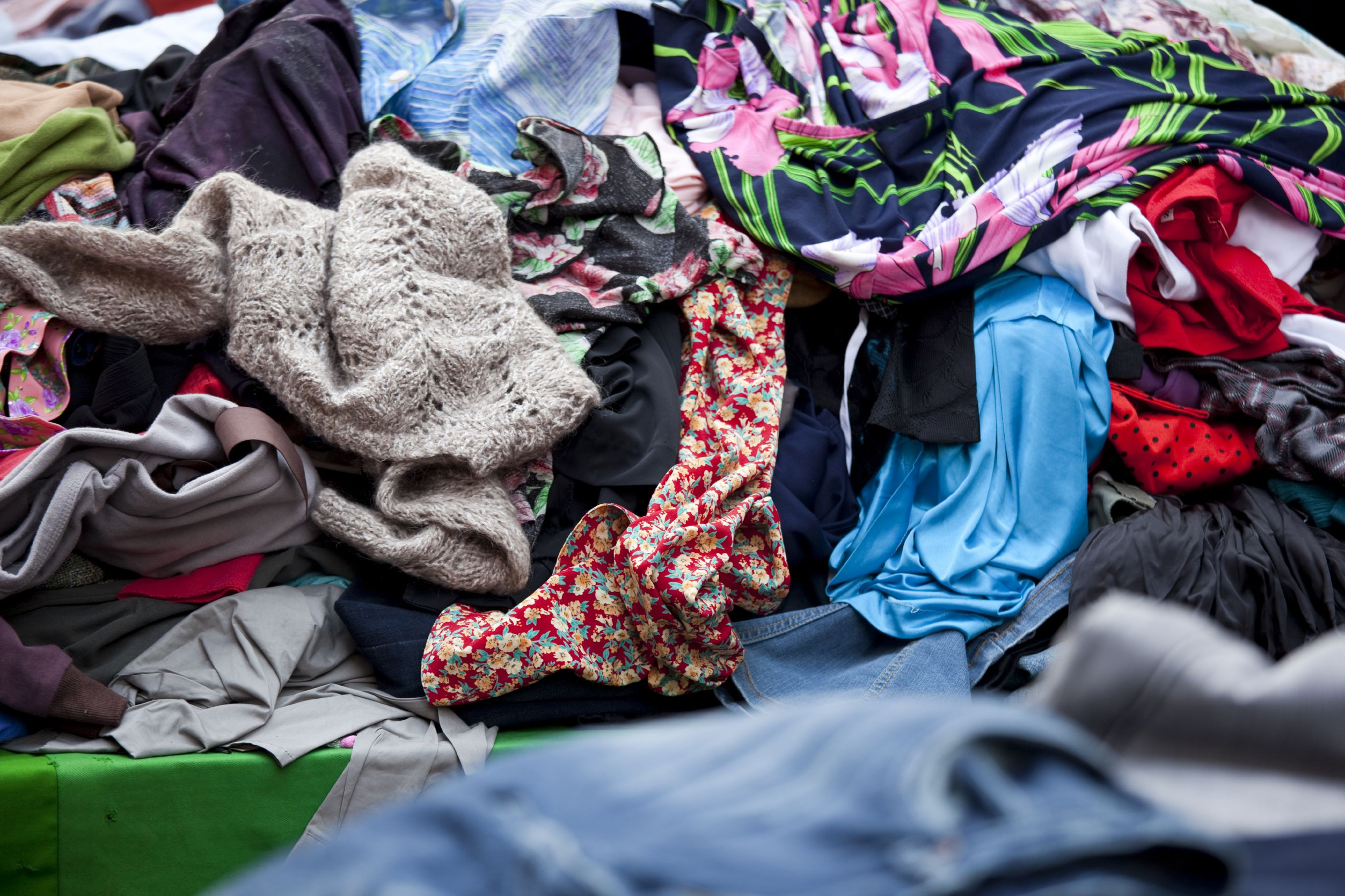 thurston county solid waste launches clothing recycling campaign