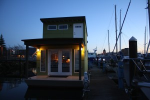 sweet pea house boat