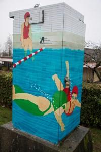 olympia public art