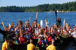 The Port of Olympia and City of Olympia are partnering with the Nisqually Indian Tribe for their July 30 Canoe Journey Landing in Olympia.