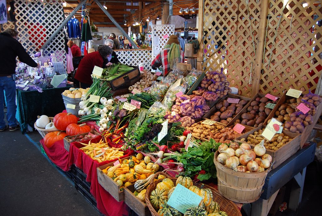 Olympia Farmers Market Announces Opening Day of Regular or High Season