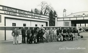 lacey history