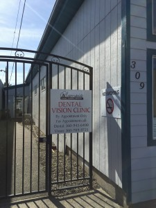 The Olympia Union Gospel Mission Dental Clinic's new location is on Washington Street and Olympia Avenue.