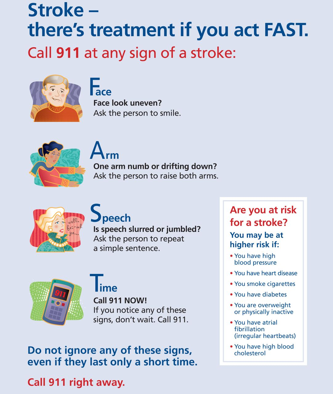 When It Comes to Stroke, Time is Brain - ThurstonTalk