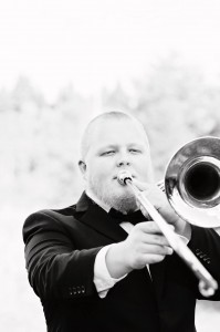 Zach Teply has grown as a performance musician in his four years at SOGO and shares that his favorite part is interacting with the other kids in the group.