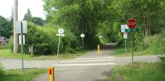 bike trails olympia
