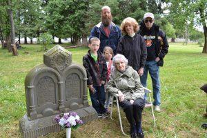 mima prairie pioneer cemetery
