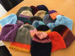knitting donations olympia