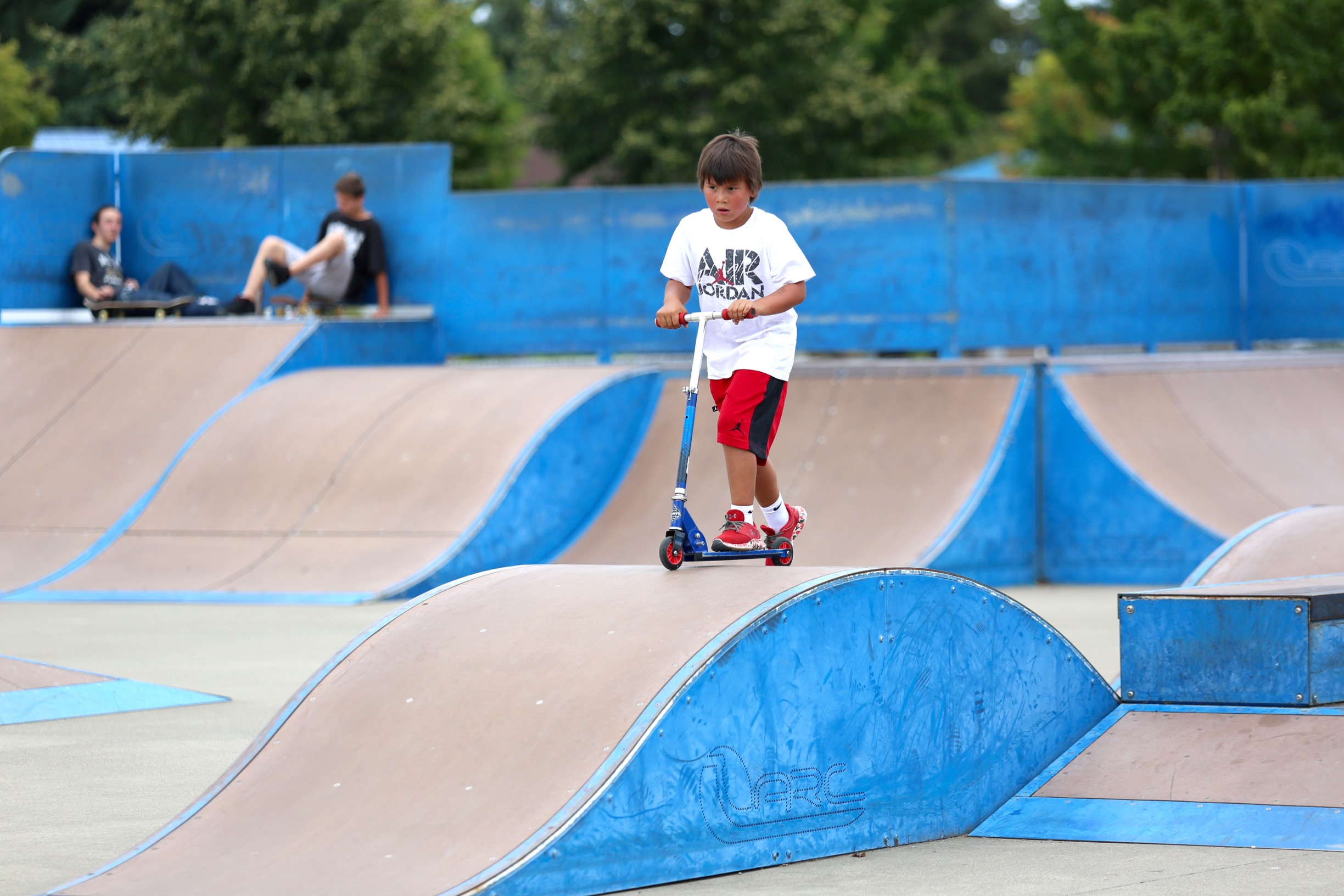 Thrifty Thurston Wheels into Rainier Vista Community Park - ThurstonTalk