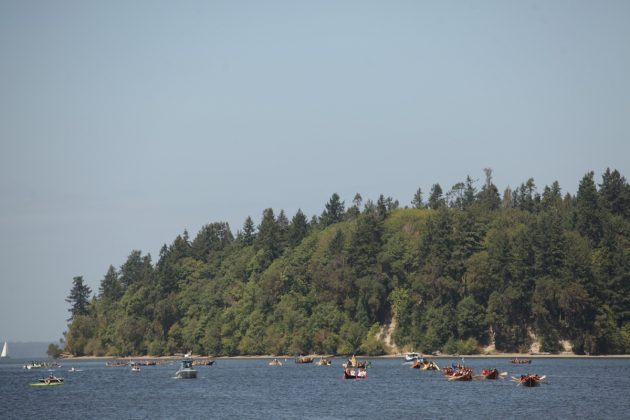 paddle to nisqually