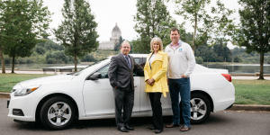 Bringing Uber to Thurston County means safer rides home for everyone, aligning with the mission of the Target Zero Program and local law enforcement. Photo courtesy: Target Zero Program