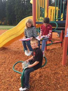 Students from elementary through high school will benefit from the grant. Photo courtesy: Yelm Community Schools