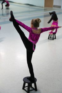 dance class lacey