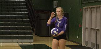 olivia fairchild volleyball