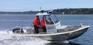 olympia harbor patrol