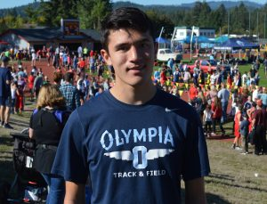 olympia cross country