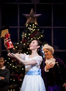 Catch a performance of The Nutcracker at The Washington Center in December. Photo courtesy: Ballet Northwest.