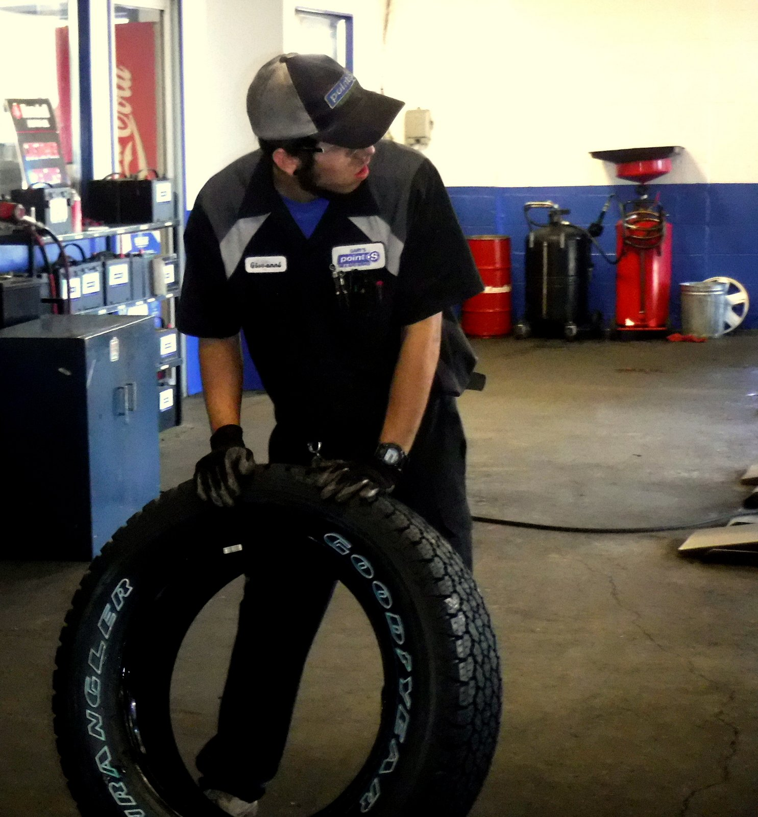 Cooper Tire Dealers >> Gary's Tire Factory is Reborn as Gary's Point S Tire ...