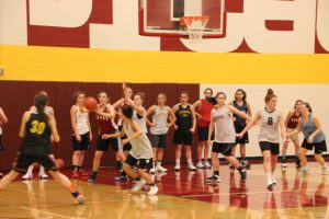 capital girls basketball