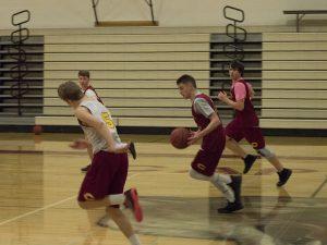 capital basketball