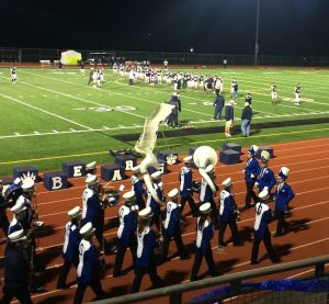 olympia high school marching band