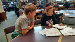 olympia high school peer tutoring