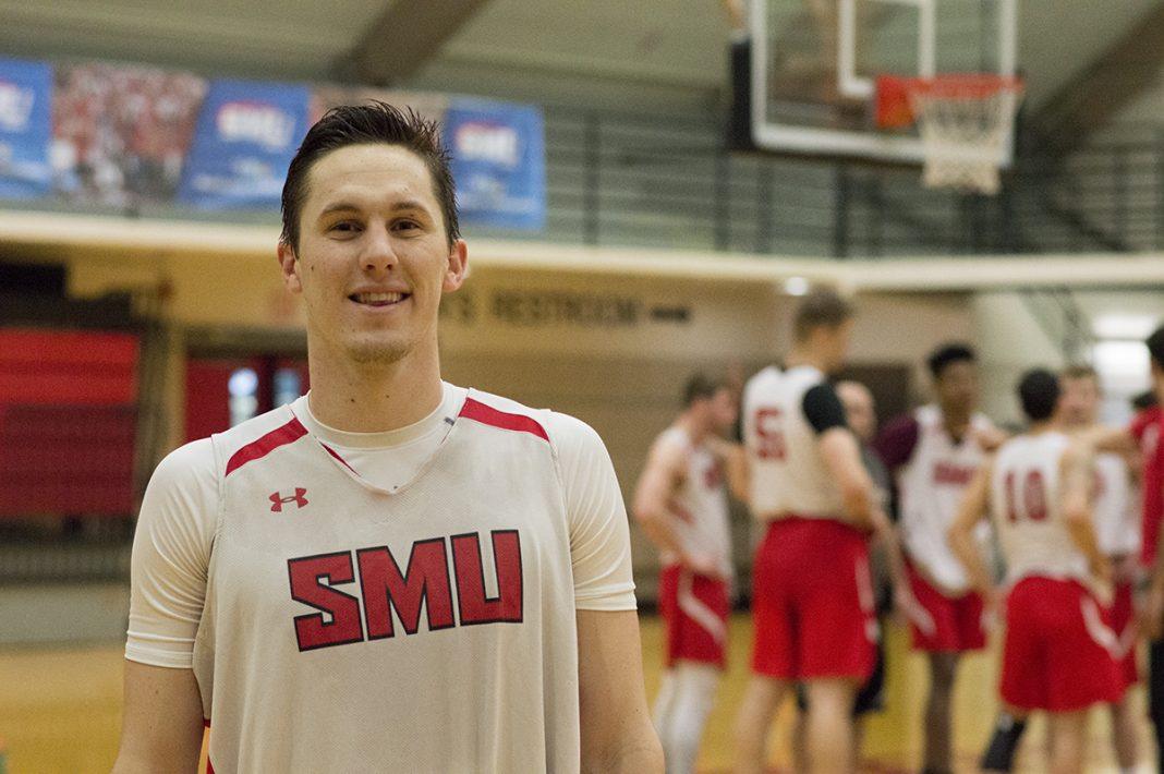 SMU Mens Basketball