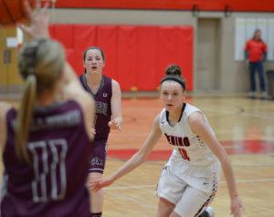 tenino girls basketball