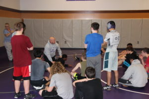 north thurston wrestling
