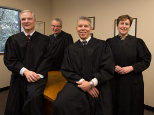 thurston county district court
