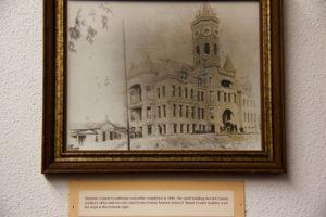 Old washington Capitol building