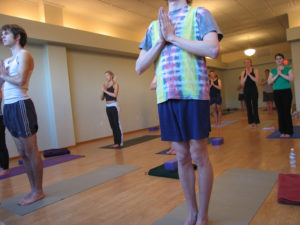 olympia yoga