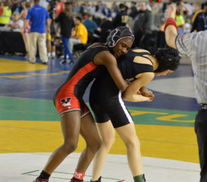 Yelm girls wrestling