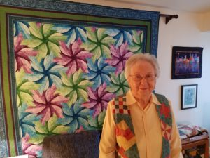 olympia quilt