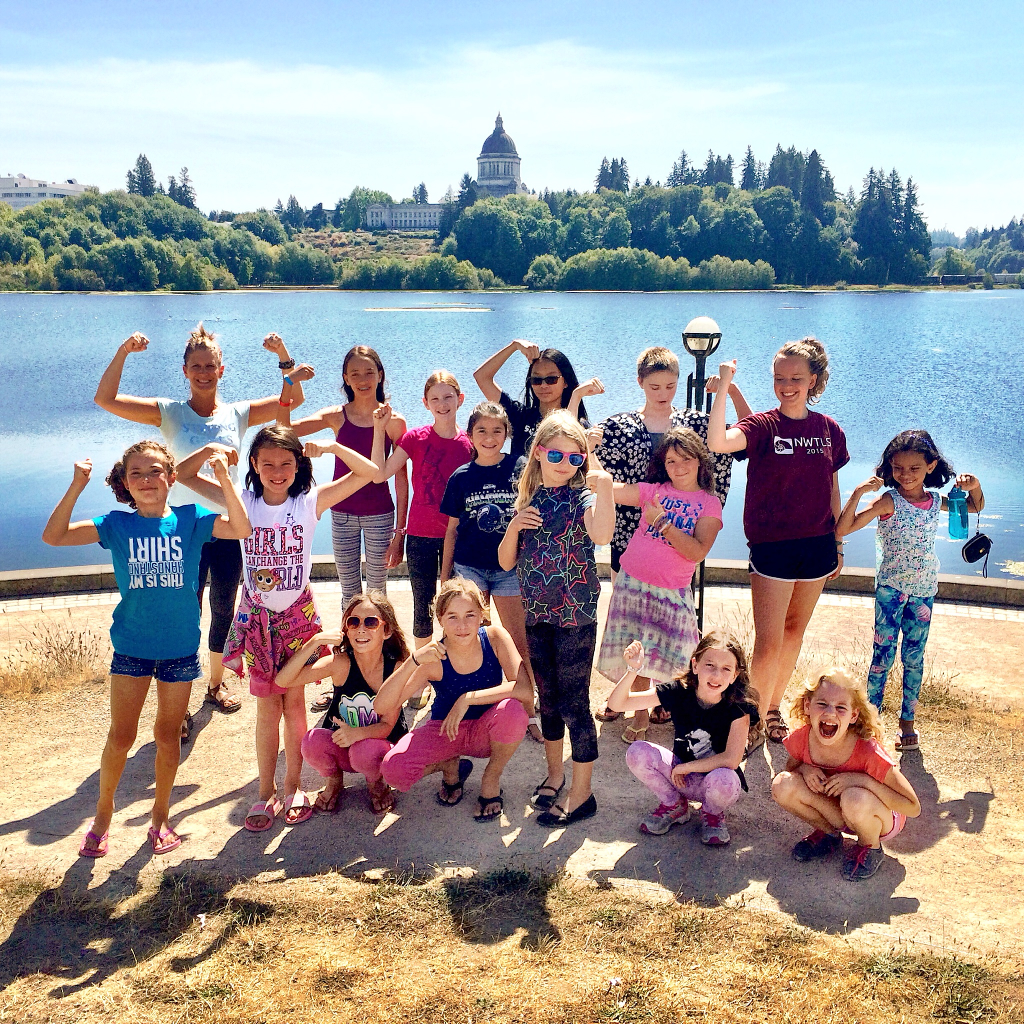 Summer Camps Galore around Olympia, Lacey, Tumwater and