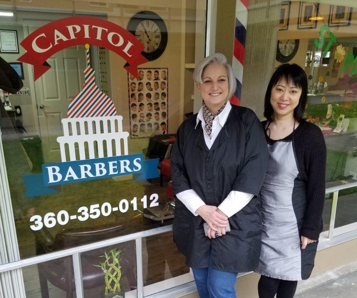 Capitol Barbers