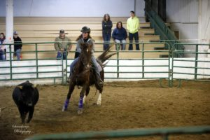 Yelm equestrian team