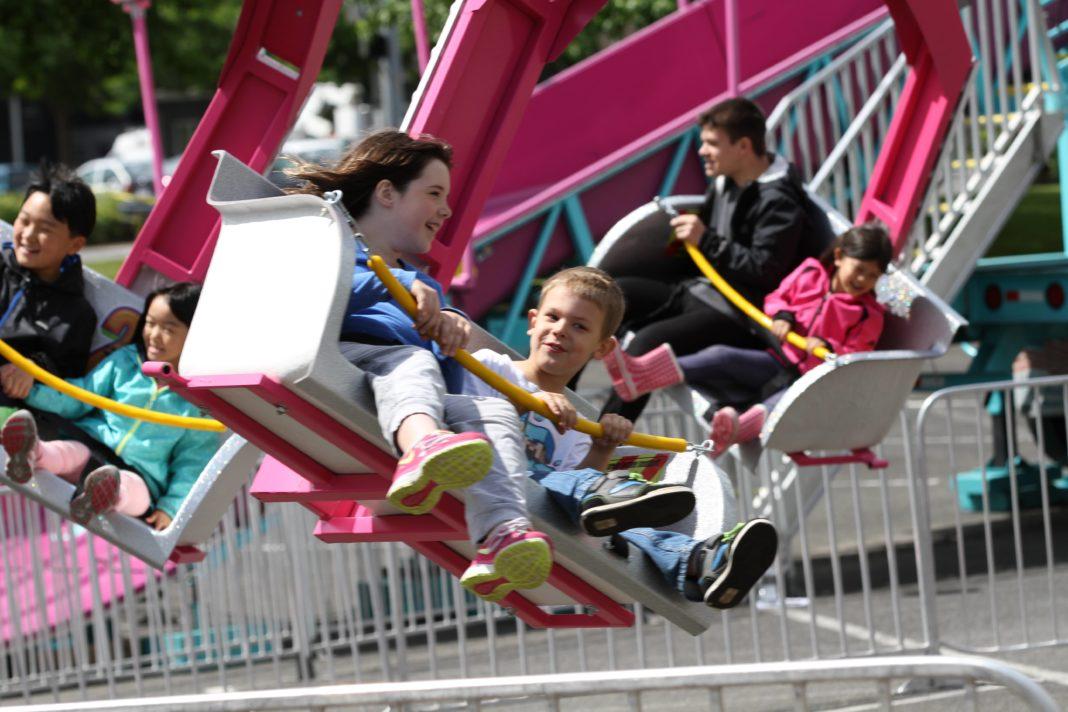 Lacey spring fun fair