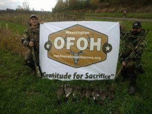 veteran hunting