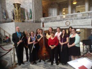 olympia flute choir